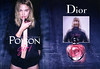 DIOR Poison Girl 2016 Germany spread (handbag size format) 'I am not a girl - I am poison - The new fragrance'