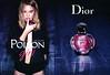 DIOR Poison Girl Eau de Toilette 2017 Italy spread bis 'La nuova Eau de Toilette -  'I am not a girl - I am poison'