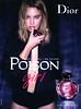 DIOR Poison Girl Eau de Toilette 2017 Germany (format 17 x 22,5 cm) 'I am not a girl - I am poison - The new Eau de Toilette'