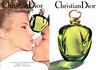 CHRISTIAN DIOR Tendre Poison 1994 US (recto-verso avec bande parfumée)<br /> <br /> MODELS: Laurence Vanhaeverbeke  & Paul Sculfor, PHOTO: Tyen