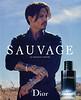 DIOR Sauvage 2015 Spain (format Joyce 22,5 x 27,5 cm)  'Le nouveau parfum'<br /> MODEL:  Johnny Depp, PHOTO: Jean-Baptiste Mondino
