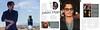 DIOR Sauvage 2015 Spain 5 pages (handbag size format) 'Le nouveau parfum - El pirata Johnny Depp'