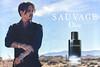 DIOR Sauvage 2015 United Arab Emirates spread 'The new fragrance' (in English & Arabic)