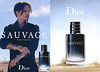 DIOR SAUVAGE 2015 US (rect-verso with scent strip) 'The new fragrance'