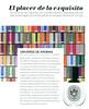 DIPTYQUE Diverse 2016 Spain (advertorial Woman) quarter page 'El placer de lo exquisito'