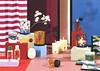 DIPTYQUE La Collection Treinte-Quatre  (Eau Mage - Oponé - Benjoin Bohème -  Essences incensées -scented candles) 2014 France spread