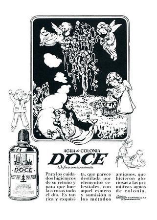 DOCE Eau de Cologne