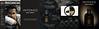 DOLCE & GABBANA pour Homme Intenso 2015 Spain (5-page foldout) News Fragancias magazine 'La nueva fragancoa intensamente masculina de Dolce & Gabbana - The new fragrance
