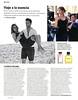 DOLCE & GABBANA pour Femme & pour Homme 2012 Spain (advertorial El País Semanal) 'Viaje a la esencia'