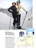DOLCE & GABBANA Light Blue - Light Blue pour Homme 2016 Spain (advertorial Vogue) small format 'Huele a invierno'