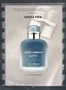 DOLCE & GABBANA Light Blue pour Homme Eau Intense 2017 Spain (advertorial L'Officiel Hommes) 'Lucha fría'