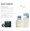 DOLCE & GABBANA Light Blue 2015 Spain (Sephora stores) format 20 x 20 cm 'Una historia de seducción'