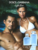 DOLCE & GABBANA Light Blue + Light Blue pour Homme Eau Intense  2017 Germany (format 19 x 25 cm, no web address) 'The new fragrances'