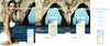 DOLCE & GABBANA Light Blue 2016 Spain 4-page foldout (recto-verso with scent sticker & half-page recto-verso) 'Nota de salida - Nota de corazón - Nota de fondo...'