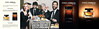 DOLCE & GABBANA The One Essence + The One for Men Eau de Parfum  2015 Spain (5-page glossy fodout) <br /> <br /> 'Nuevas fragancias - Nueva campaña...<br /> Scarlett Johansson, Matthew McConaughey<br />  DOLCEGABBANA BEAUTY. COM<br /> New Eau de Parfum for men - New Essence de Parfum'