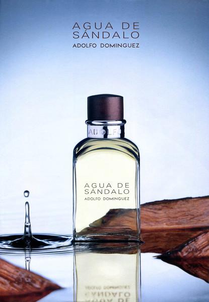 ADOLFO DOMÍNGUEZ Agua de Sándalo 2004 Spain
