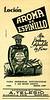 DORET Aroma de Espinillo 1948 Argentina (small format) <br /> 'Un perfume agradable y fino - Distribuidor A Telesio'