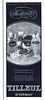 D'ORSAY Tilleul 1965 France 'Un nouveau chapitre de la parfumerie s'ouvre avec Toiletries'