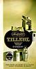 D'ORSAY Tilleul 1966 France 'Pour toutes les heures de la toilete source intarissable de beauté'