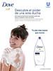 DOVE Nutrium Moisture gel de ducha nutritivo 2017 Spain 'Descubre el poder de una sola ducha - Tu oiel más suave que nunca'