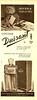 DUISANT 1948 Argentina half page 'Un principio de seducción'