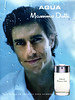 MASSIMO DUTTI Agua 2002 Spain 'Nueva Eau de Toilette para hombre'