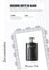 MASSIMO DUTTI In Black 2012 Spain (VPC mag)