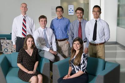 Dean's & Nader Summer Research Award
