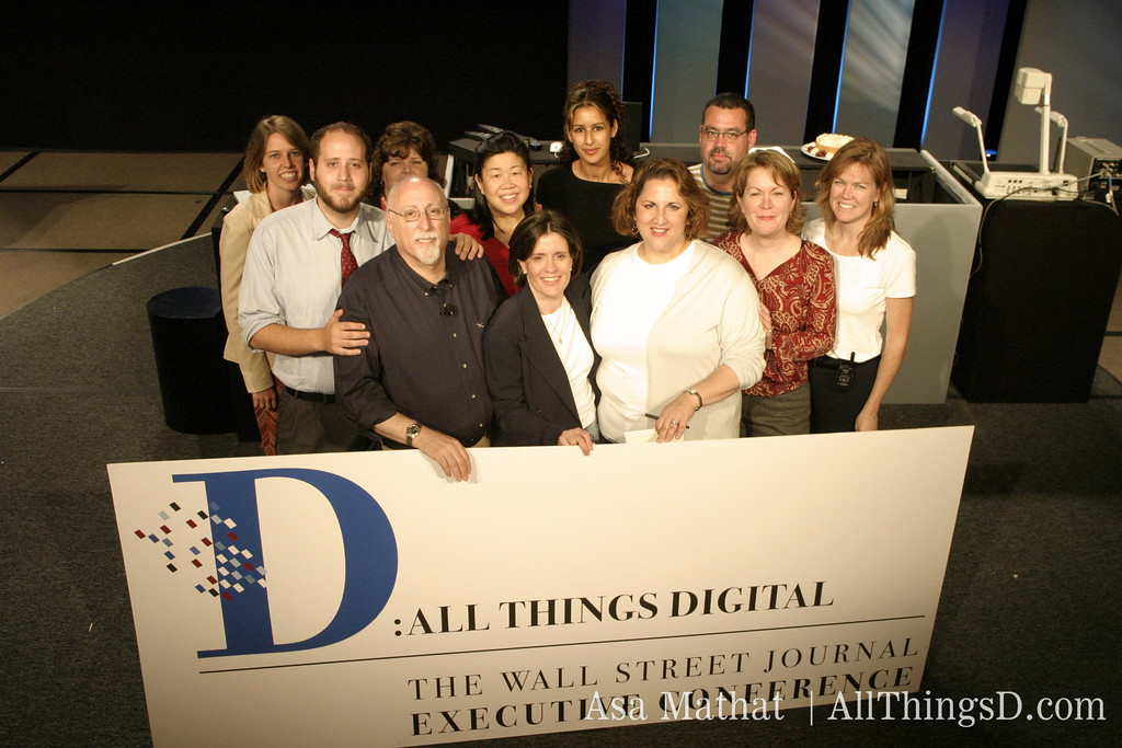 D: All Things Digital staff.