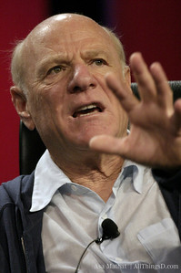 Barry Diller at the inaugural D conference.