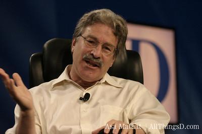 Dr. Richard Klausner, Executive Director of Global Health Program, Bill & Melinda Gates Foundation.