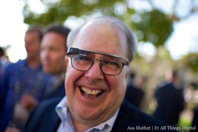 Greg Harper's Google Glass