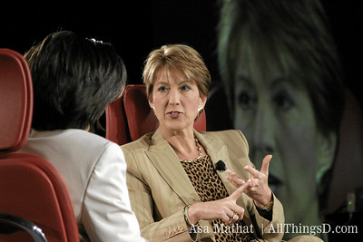 Carly Fiorina was the CEO of HP from 1999 to 2005.