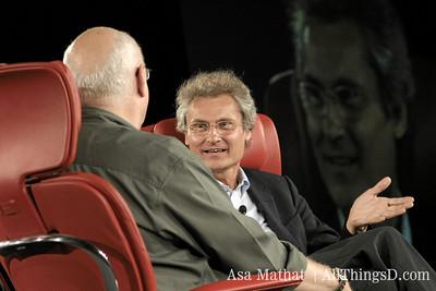 Walt interviews SAP's Chairman and CEO Henning Kagermann.