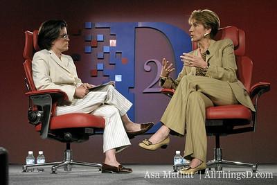 Kara interviews HP CEO Carly Fiorina.