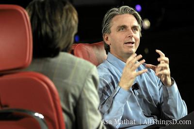 Kara interviews John Riccitiello, former President & COO, Electronic Arts.