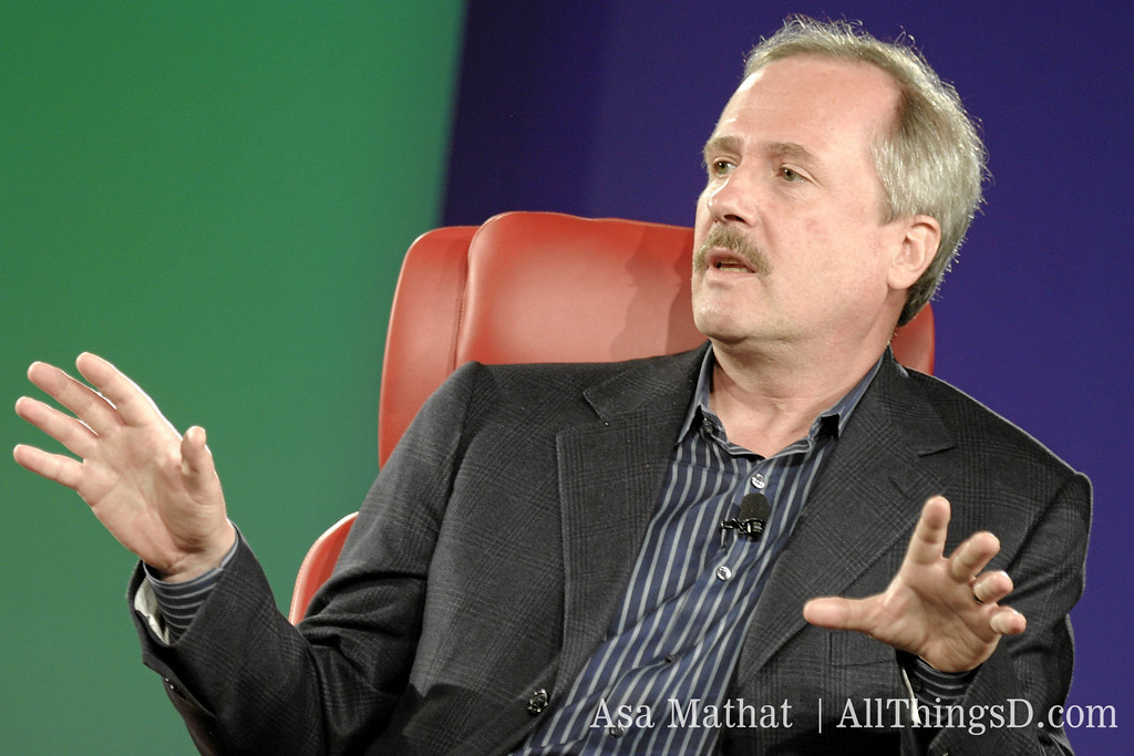 Mike Ramsay, Co-Founder, Chairman and CEO of TiVo.