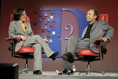Kara interviews Masayoshi Son, Founder, President & CEO of Softbank.
