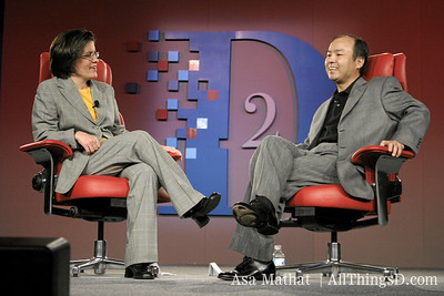 Kara interviews Masayoshi Son, Founder, President & CEO of Softbank.