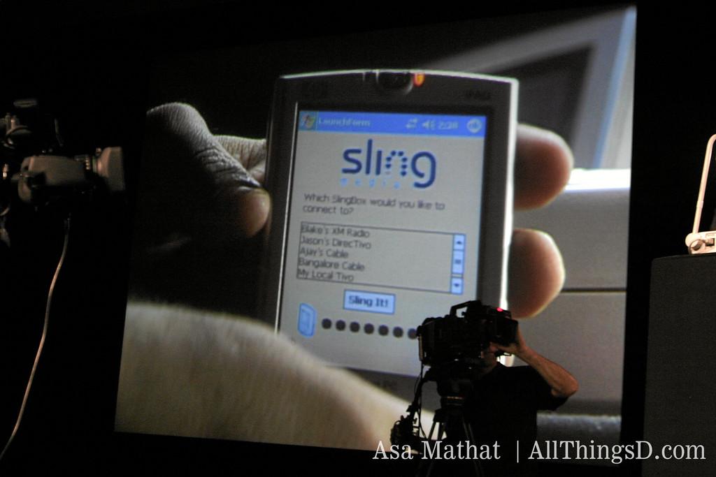 Demo: Slingbox