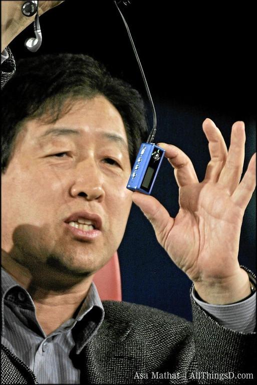G.S. Choi, President & CEO, Digital Media Business, Samsung Electronics.