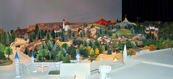 The New Fantasyland model.