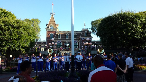 Disneyland All American College Band