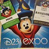 It's official! Press credentials for the 2013 D23 Expo
