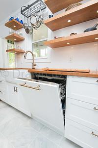 Concealed Dishwasher
