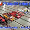 After the first D3 Hardbody GTP 4 Hour Enduro ended on Sunday, June 28, 2015, many racers wanted to run another GTP Enduro. So today, Nov. 29th, we're having a second chance GTP 4 Hour Enduro at BPR. This photo shows the cars that raced in the initial GTP 4 Hr. Enduro on June 28, 2015. Most of these cars are also in today's race, although some have a new body today.