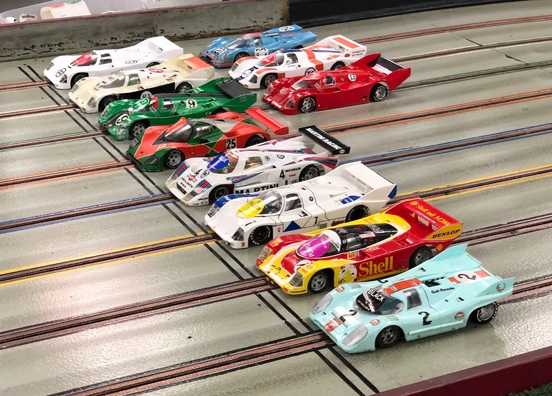 The GTP/Mid-Engine class is the fastest D3 Hardbody racing class at BPR. This will be a fast hardbody race today. Who will win?