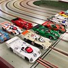 A field of 11 entries. Seven Porsche 962's, two Porsch 917's, a Mazda 767B and a Lancia LC2.