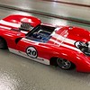 A new Can Am Lola T70 was raced by Mike Low.