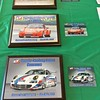 Plaques to be awarded for Concours, 1st thru 3rd team regular podium and 1st thru 3rd team handicap podium.